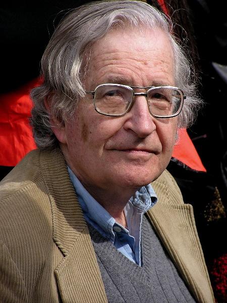 Noam Chomsky en 2004